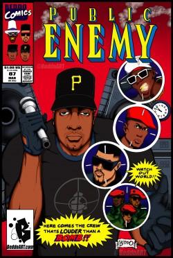 PE Comic Cover