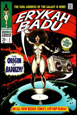 Erykah Badu #1