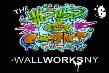 comic art show